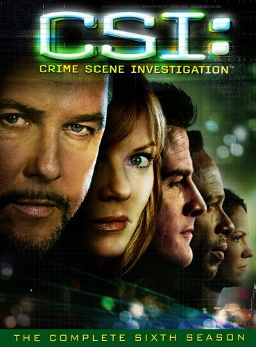 Csi Season 6 DVD Season 6