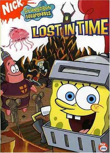 Spongebob Squarepants Lost In Time DVD Nr