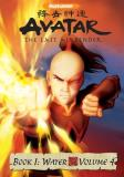 Avatar The Last Airbender Vol. 4 Book 1 Water Clr Nr