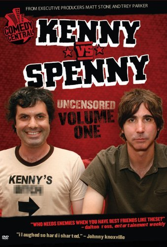 Comedy Central's Kenny Vs Spen Comedy Central's Kenny Vs Spen Season 1 Nr 2 DVD