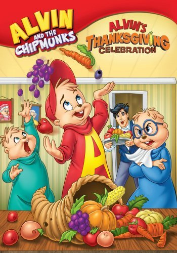 Alvin & The Chipmunk Alvin's Thanksgiving Celebrati Nr