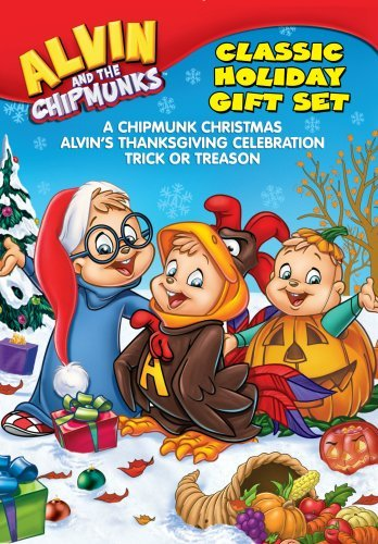 Alvin & The Chipmunk Holiday Gift Set Nr 3 DVD