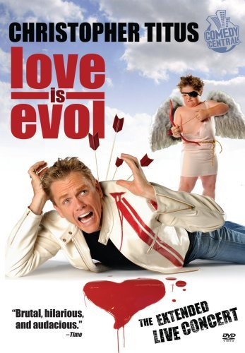 Christoper Titus Love Is Evol Ws Nr
