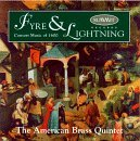 American Brass Quintet/Fyre & Lightning@American Brass Quintet