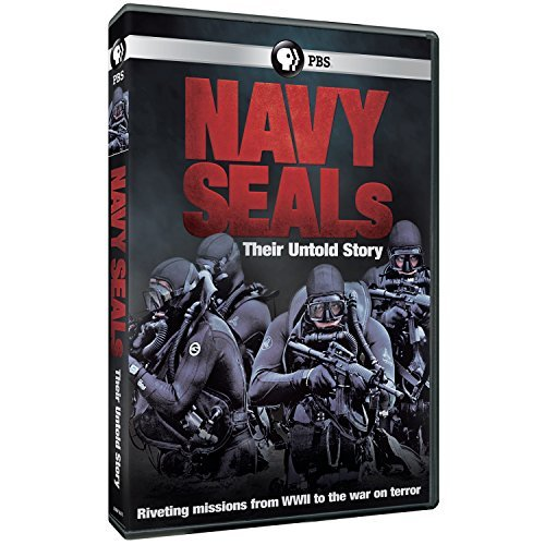 Navy Seals Their Untold Story Pbs DVD