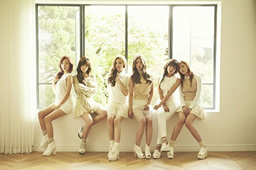 A Pink Pink Luv (mini Album) Import Kor