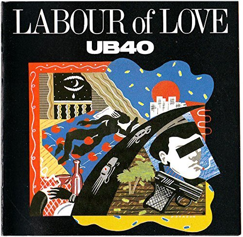 Ub40 Labour Of Love Limited Import Jpn