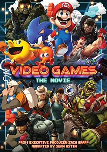 Video Games The Movie Video Games The Movie