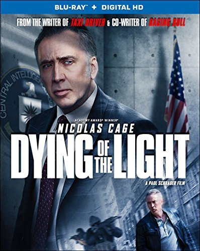 Dying Of The Light Cage Yelchin Blu Ray Dc R
