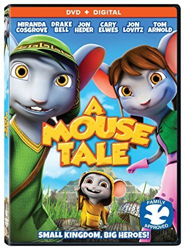 Mouse Tale Mouse Tale DVD Pg