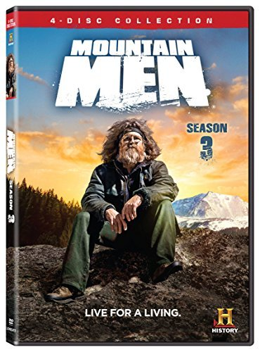 Mountain Men Season 3 DVD