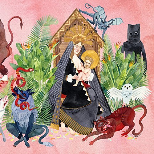 Father John Misty I Love You Honeybear 2 Lp