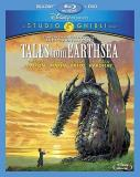Tales From Earthsea Studio Ghibli Blu Ray DVD Pg13