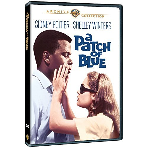 Patch Of Blue Poitier Winters DVD Mod This Item Is Made On Demand Could Take 2 3 Weeks For Delivery