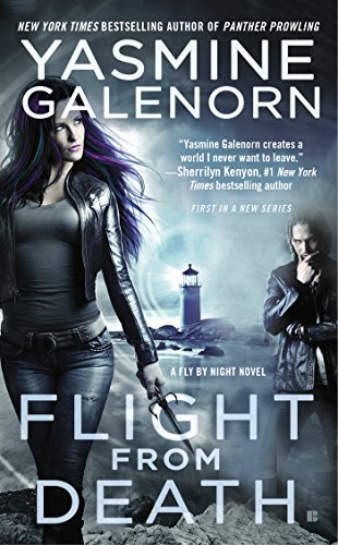 Yasmine Galenorn Flight From Death