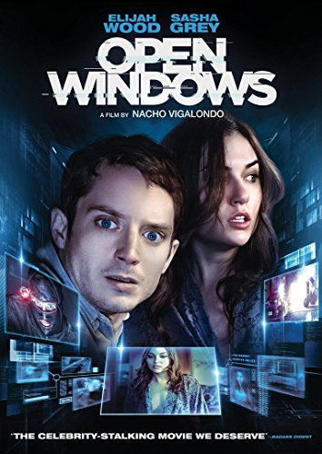 Open Windows Wood Grey DVD Nr