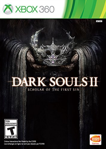 Xbox 360 Dark Souls Ii Scholar Of The First Sin