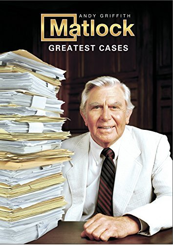 Matlock Greatest Cases DVD Nr