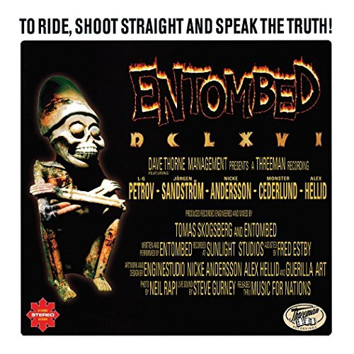Entombed Dclxvi To Ride Shoot Straigh 2 CD
