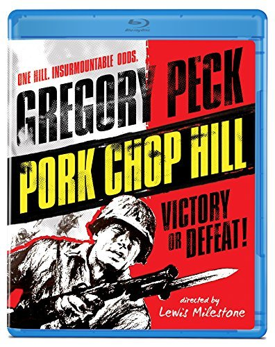 Pork Chop Hill Peck Torn Blu Ray Nr