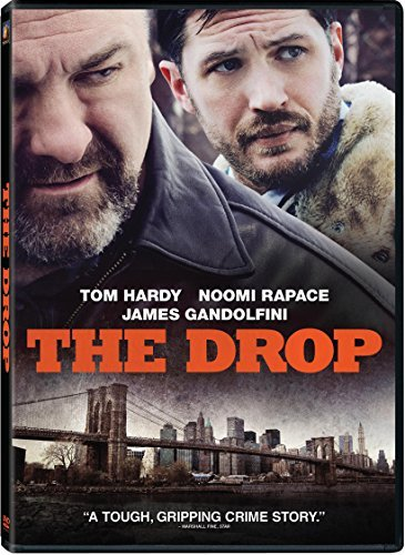 The Drop Hardy Rapace Gandolfini DVD R