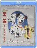 101 Dalmatians Disney Blu Ray DVD Diamond Edition G