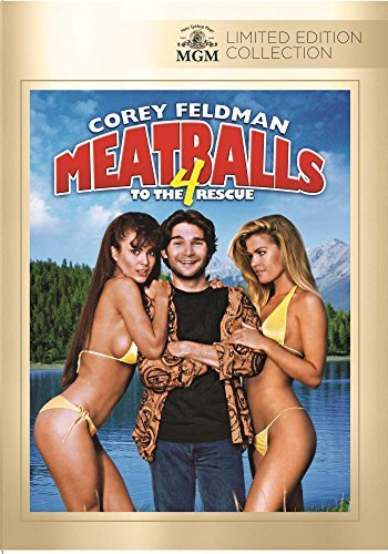 Meatballs 4 Feldman Nance DVD Mod This Item Is Made On Demand Could Take 2 3 Weeks For Delivery