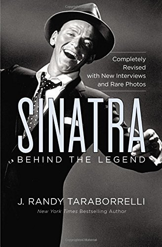 J. Randy Taraborrelli Sinatra Behind The Legend