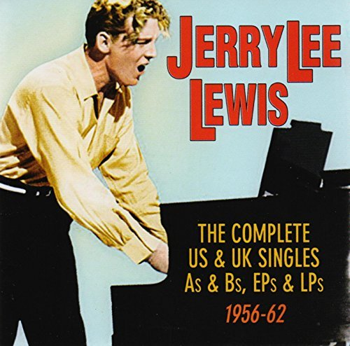 Jerry Lee Lewis Complete Us & Uk Singles As &