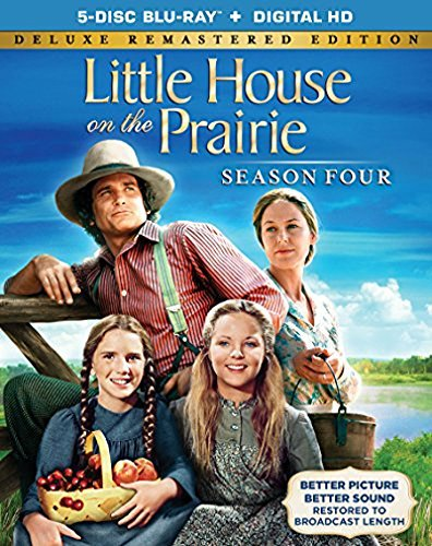 Little House On The Prairie Season 4 Blu Ray Nr