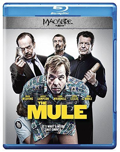 Mule Weaving Sampson Blu Ray Nr
