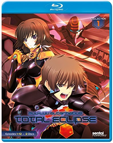 Muv Luv Alternative Collection 1 Blu Ray