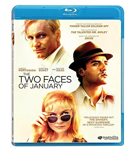Two Faces Of January Mortensen Isaac Dunst Mortensen Isaac Dunst