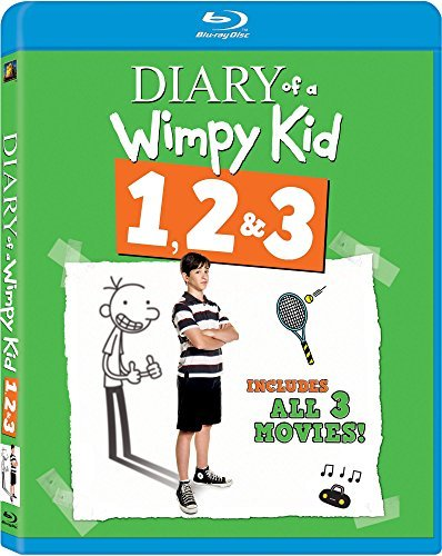 Diary Of A Wimpy Kid 1 & 2 & 3 Diary Of A Wimpy Kid 1 & 2 & 3