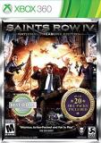 X360 Saints Row Iv National Treasure Edition