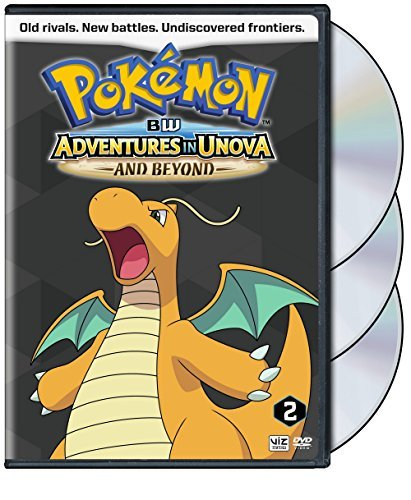 Pokemon Bw Adventures In Unova DVD