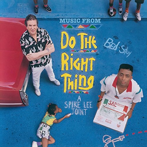 Do The Right Thing Soundtrack