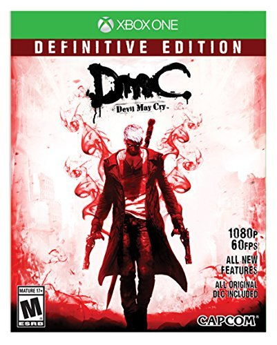 Xbox One Dmc Devil May Cry Definitive Edition