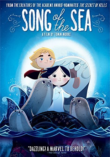 Song Of The Sea Song Of The Sea DVD Pg