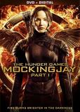 Hunger Games Mockingjay Part 1 Lawrence Hutcherson Hemsworth DVD Pg13
