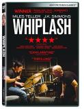 Whiplash Teller Simmons DVD R