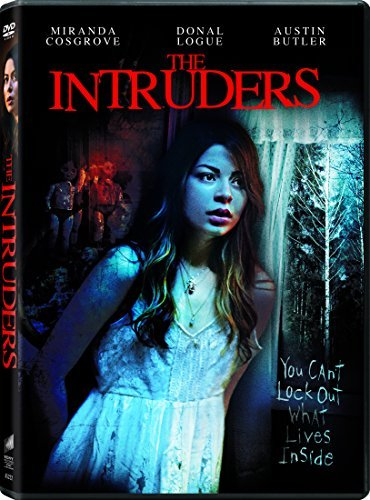 Intruders Cosgrove Logue Butler DVD Pg13
