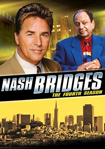 Nash Bridges Season 4 DVD