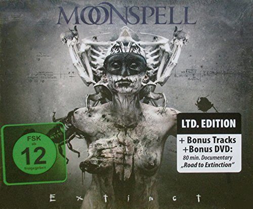 Moonspell Extinct Incl. DVD