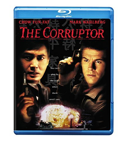 Corruptor Yun Fat Wahlberg Young Blu Ray R