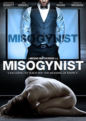 Misogynist Misogynist DVD Mod This Item Is Made On Demand Could Take 2 3 Weeks For Delivery