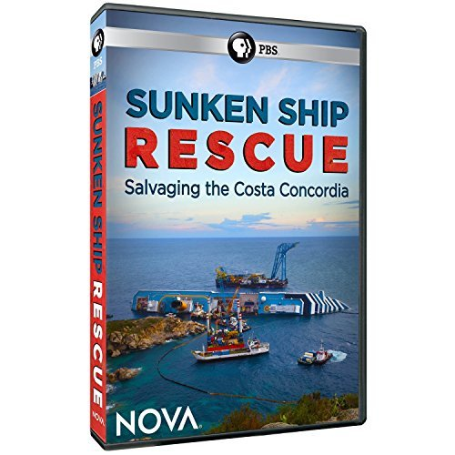 Nova Sunken Ship Rescue Pbs DVD
