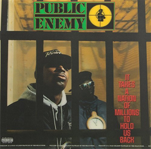 Public Enemy It Takes A Nation Of Millions Explicit Version 2 Lp