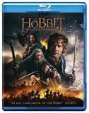 Hobbit Battle Of The Five Armies Mckellen Freeman Armitage Blu Ray DVD Dc Pg13