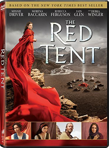 The Red Tent Driver Baccarin Ferguson DVD Nr